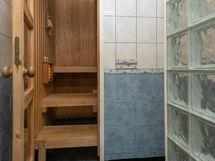 Kylpyhuone sauna