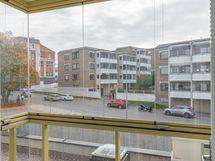 Näkymä parveke II - Vy från balkongen II