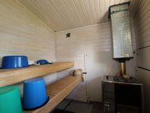 Sauna ja pesu