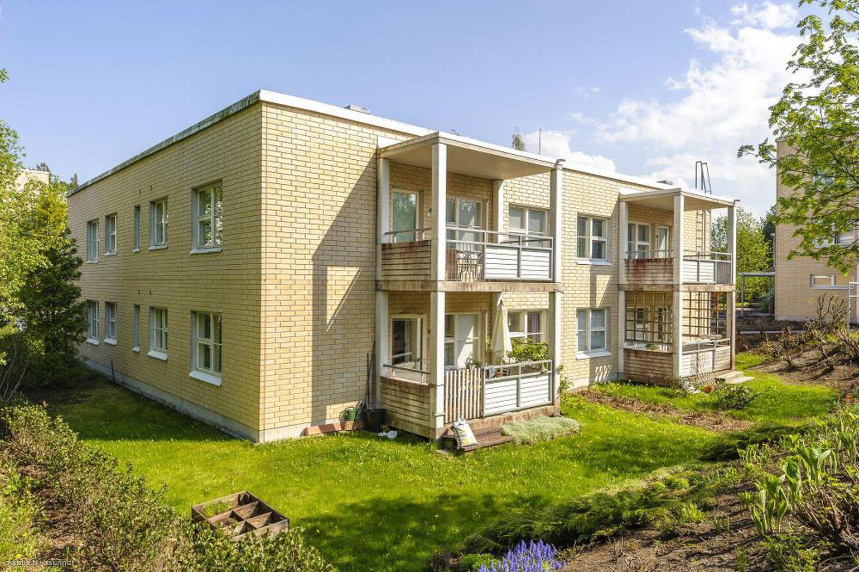 61,5 m² Eestintaival 4, 02280 Espoo Kerrostalo Kaksio myynnissä - Oikotie 13238139