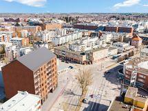 Rakennamme Asunto Oy Helsingin Tuiskun voimakkaasti kehittyvän Malmin ytimeen, lähelle palveluita ja erinomaisia liikenneyhteyksiä. Viitteellinen kuva kohteesta.