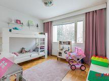 Lasten makuuhuone
