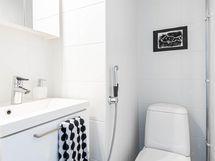 Kodin erillinen wc luo toimivuutta arkeen