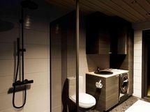 Kylpyhuone / kodinhoitohuone (havainnekuva)