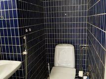 1. kerroksen wc no. 1