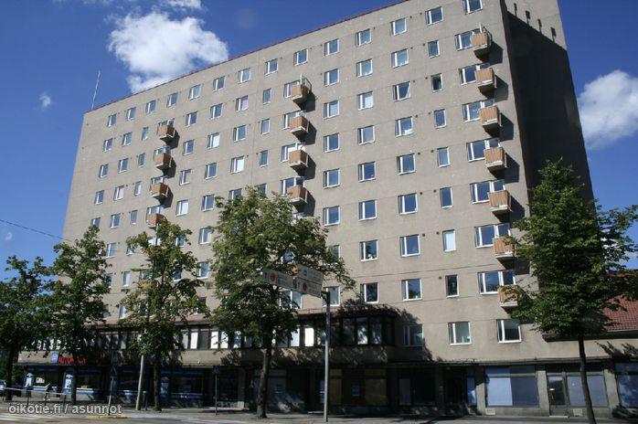 Hameentie 68 Vallila Helsinki Oikotie Asunnot