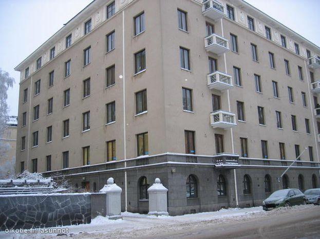 Sibeliuksenkatu 11 Taka Toolo Helsinki