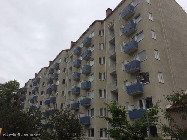 Hameentie 70 Kallio Helsinki Oikotie Asunnot