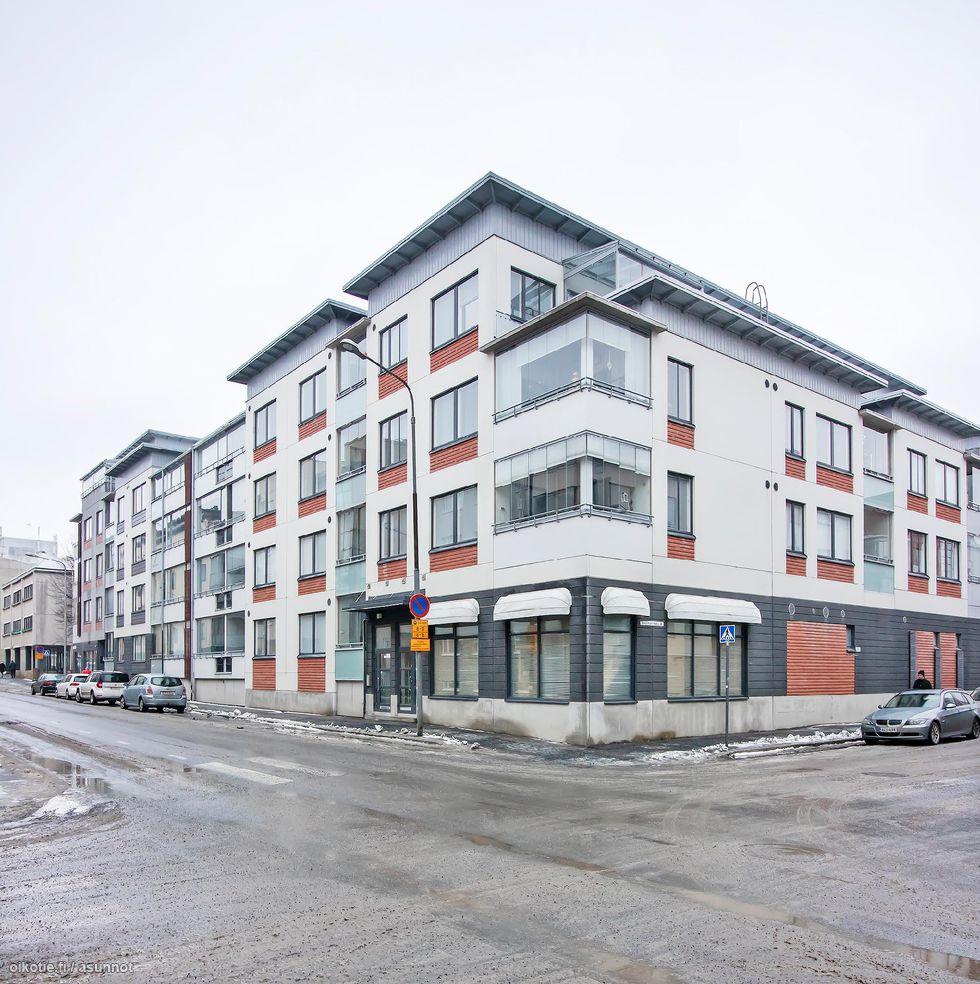 myytävät asunnot kuopio