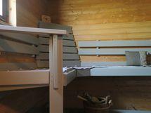 sauna...