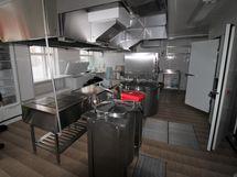 koulun keittiö