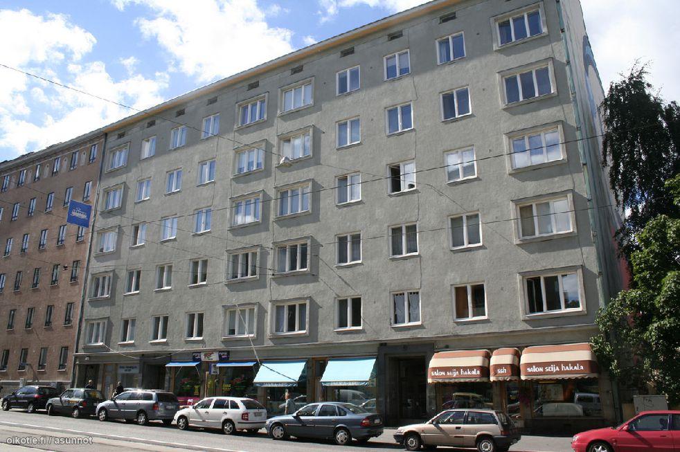 48 5 M Runeberginkatu 50 00260 Helsinki Kerrostalo Kaksio
