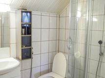 Yläkerran wc / suihkutila