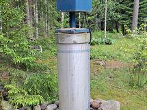 Kaivon pumppu