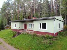 Talon asuinpinta-ala on 118 m².