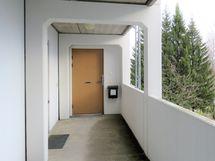 Luhtikäytävän päätyhuoneisto / kulmahuoneisto