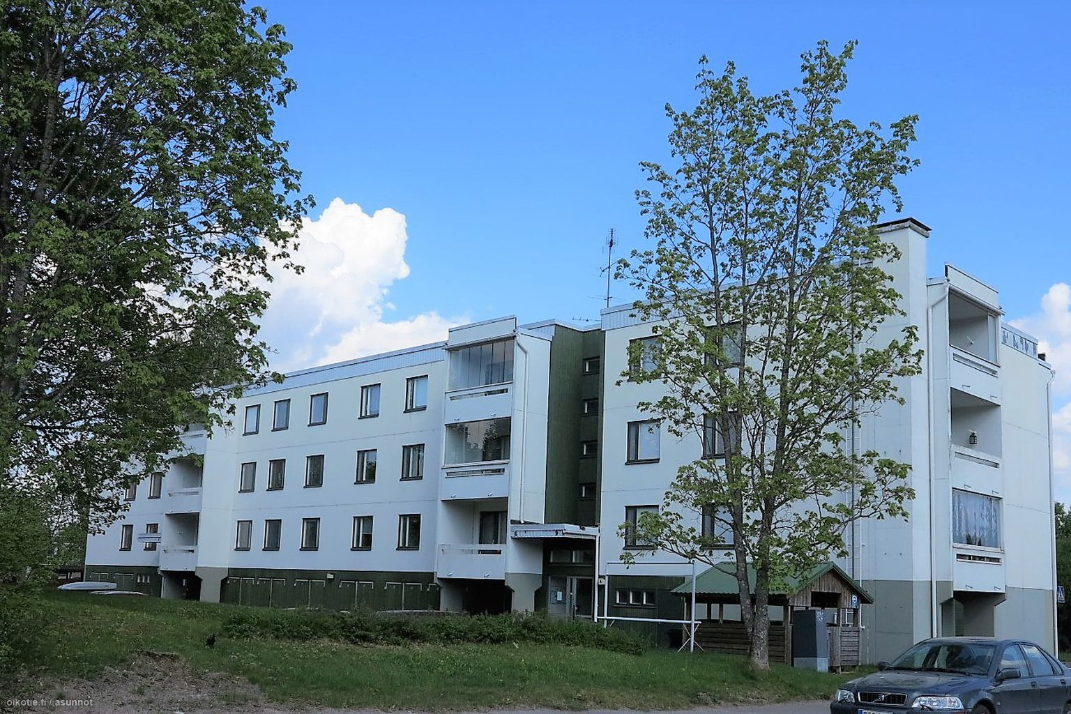 76 m² Peltolankatu 42 A, 55800 Imatra Kerrostalo 3h