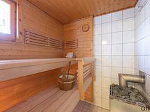 Viihtyisässä saunassa nautit ihanista löylyistä