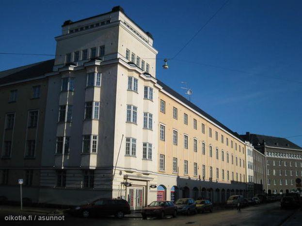 Sturenkatu 43 45 Vallila Helsinki Oikotie Asunnot