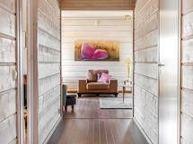 Näkymä olohuone 2 - View to livingroom 2