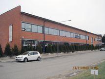 Julkisivu Purocenter