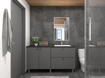 Pesuhuone A4, sisustusmaailma HIILI