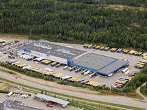 toimistotila 830,7 m2 tulkintie 29 pakkala Vantaa Sagax ilmakuva