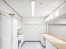 toimistotila 2krs keittiö ristipellontie 16 konala helsinki sagax pohjakuva