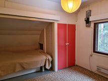 Makuuhuone/alkovi yläkerta