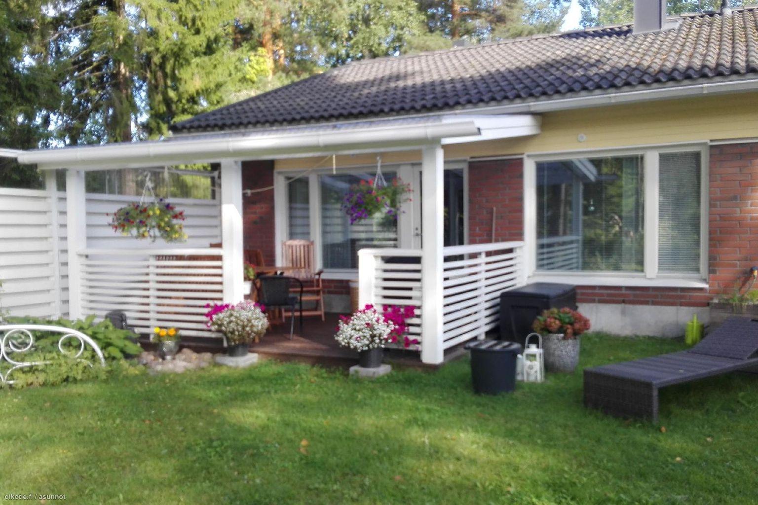100 m² Pekankuja 1, 45160 Kouvola Rivitalo 3h myynnissä - Oikotie 14771705