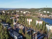 Kaksiportaiseen Puijon Kuusitiaiseen tulee yhteensä 64 uutta kotia.