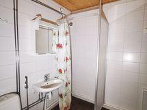 Kylpyhuonetta, wc ja suihku
