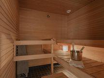 Oma sauna on aika ihana