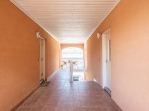 Toisen kerroksen luhtikäytävä