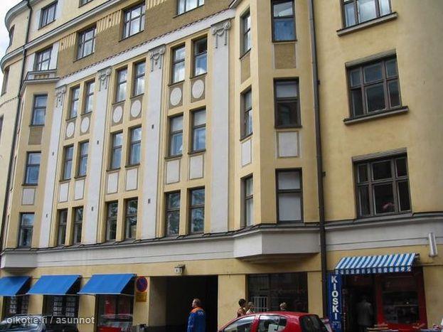 Museokatu 30 32 Etu Toolo Helsinki Oikotie Asunnot