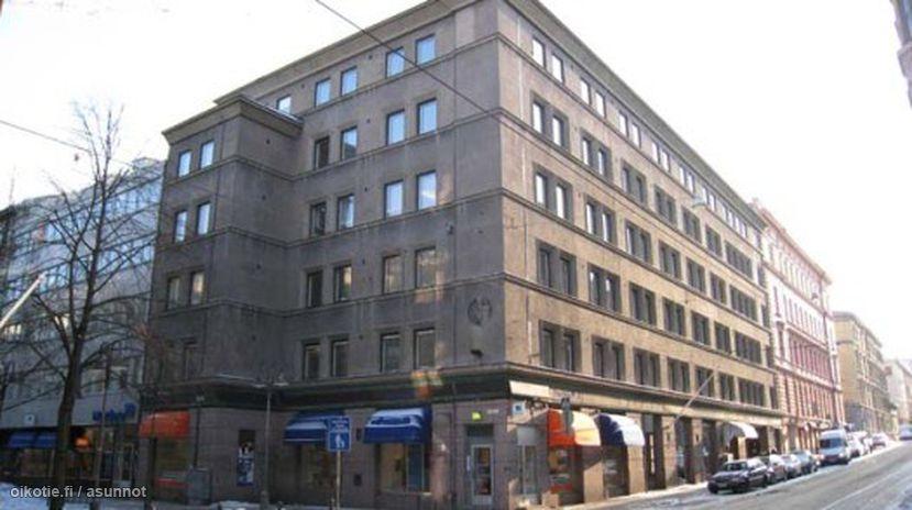 Fredrikinkatu 25 Punavuori Helsinki Oikotie Asunnot