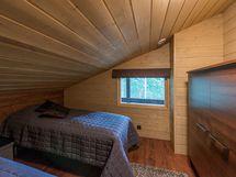 Yläkerran makuuhuoneet