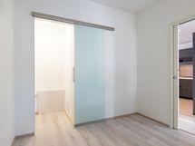 Makuuhuone+vaatehuone