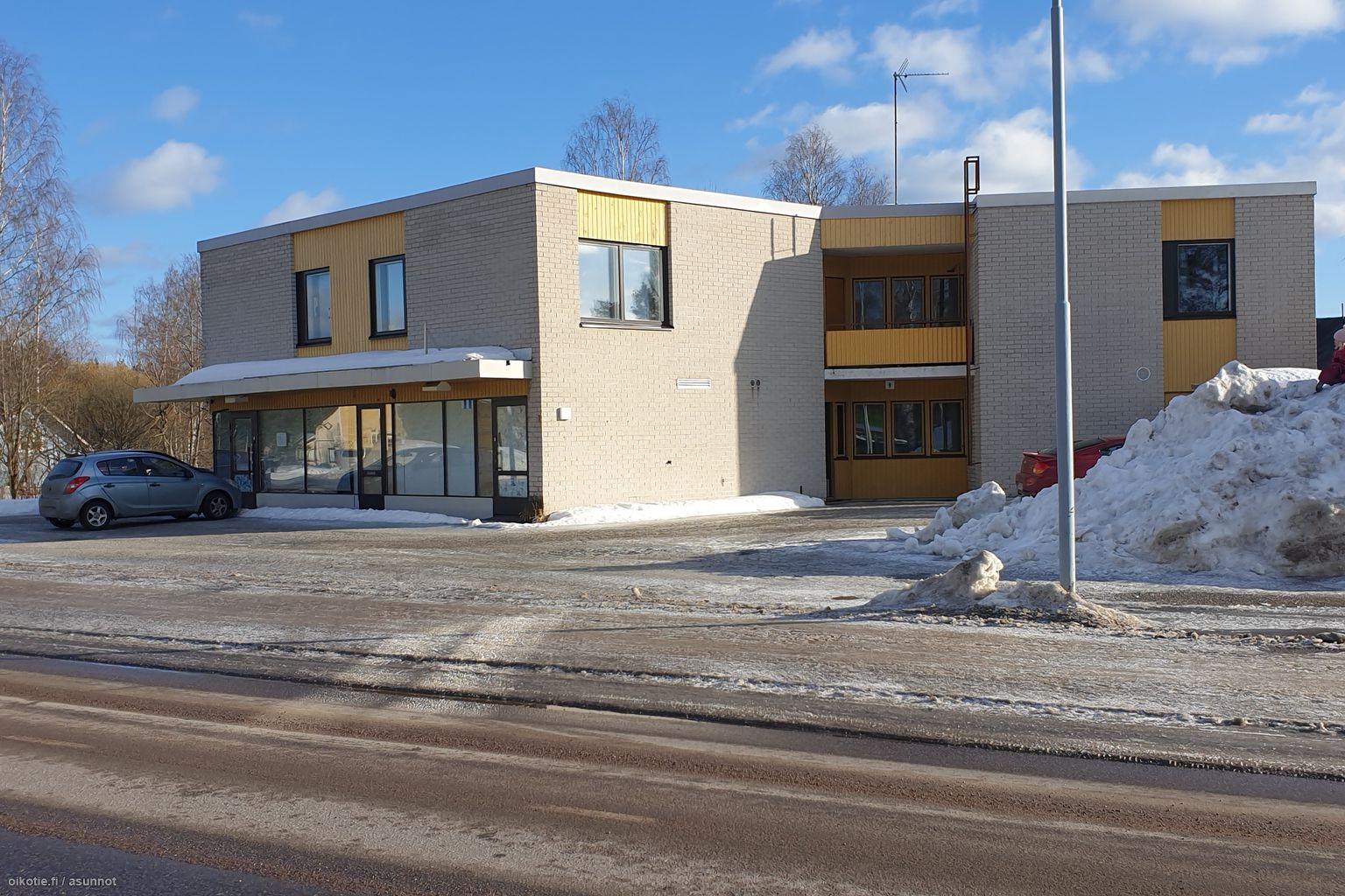 41 m² Niskapietiläntie 9, 55910 Imatra Kerrostalo Yksiö