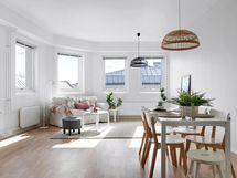 Mallihuoneisto - Modell lägenhet