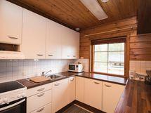 takkatuvan keittiö
