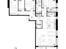 140m2 yhdistetty asunto