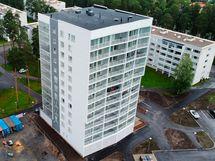 Oulun keskustaan ja sen monipuolisiin palveluihin on matkaa n. 3km.
