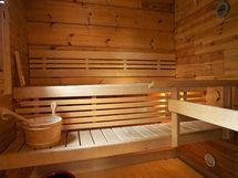 1 kerros: sauna