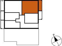 Asunnon B70 sijainti kerroksessa