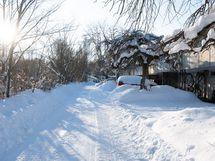 Talvista tunnelmaa!