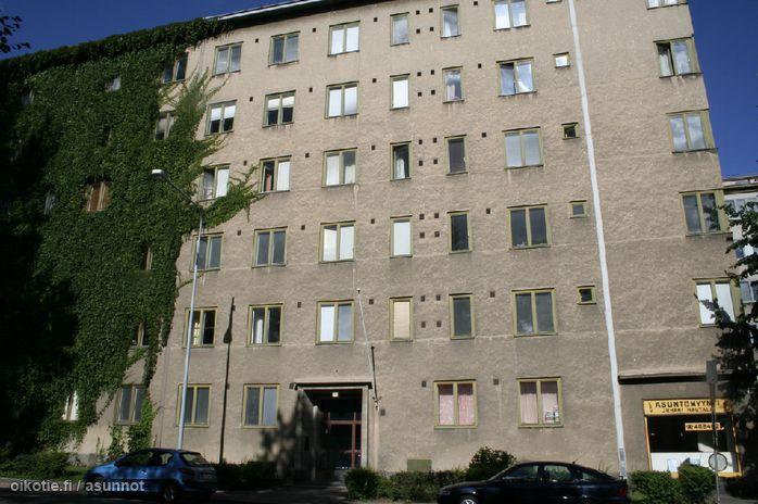 Minna Canthin Katu 1 Taka Toolo Helsinki