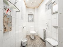 Liiketilan wc