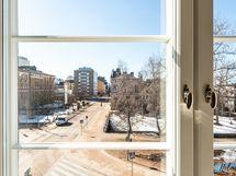 Näkymä ikkunasta