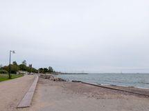 Eiranrannan lenkkipolut ovat lähellä kotia.